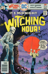 The witching Hour (DC comics - 1969) -64- The Witching Hour #64