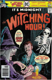 The witching Hour (DC comics - 1969) -65- The Witching Hour #65