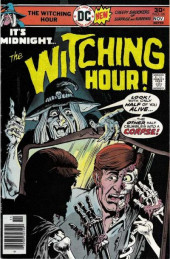 The witching Hour (DC comics - 1969) -66- The Witching Hour #66