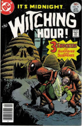 The witching Hour (DC comics - 1969) -70- The Witching Hour #70
