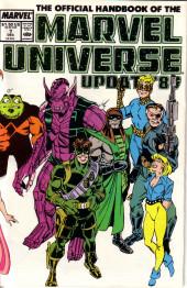 Official Handbook of the Marvel Universe Vol.3 - Update'89 (1989) -7- Set To Tyrak