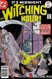 The witching Hour (DC comics - 1969) -71- The Witching Hour #71