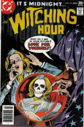 The witching Hour (DC comics - 1969) -72- The Witching Hour #72