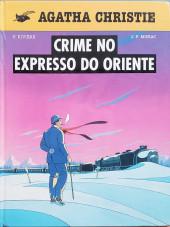 Agatha Christie (CLE) (en portugais) -1- Crime no expresso do oriente