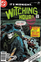 The witching Hour (DC comics - 1969) -73- The Witching Hour #73