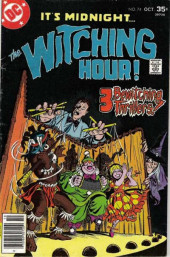 The witching Hour (DC comics - 1969) -74- The Witching Hour #74