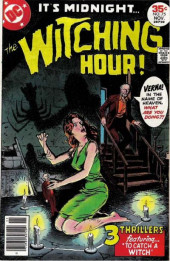 The witching Hour (DC comics - 1969) -75- The Witching Hour #75