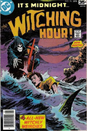 The witching Hour (DC comics - 1969) -76- The Witching Hour #76