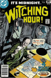 The witching Hour (DC comics - 1969) -77- The Witching Hour #77