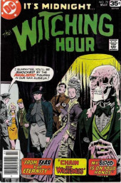 The witching Hour (DC comics - 1969) -78- The Witching Hour #78