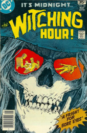 The witching Hour (DC comics - 1969) -80- The Witching Hour #80