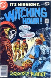 The witching Hour (DC comics - 1969) -81- The Witching Hour #81