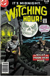 The witching Hour (DC comics - 1969) -82- The Witching Hour #82