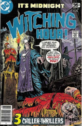 The witching Hour (DC comics - 1969) -83- The Witching Hour #83
