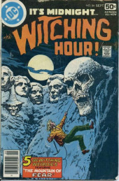 The witching Hour (DC comics - 1969) -84- The Witching Hour #84