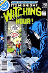 The witching Hour (DC comics - 1969) -85- The Witching Hour #85