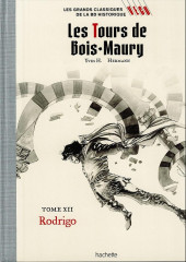 Les grands Classiques de la BD Historique Vécu - La Collection -20- Les Tours de Bois-Maury - Tome XII : Rodrigo