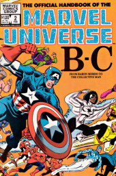 Official handbook of the Marvel Universe Vol.1 (1983) -2- B-C: From Baron Mordo to The Collective Man