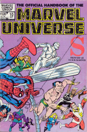 Official handbook of the Marvel Universe Vol.1 (1983) -10- S: From Shi'ar To Sub-Mariner