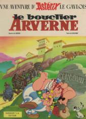 Astérix -11a1970- le bouclier Arverne