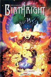 Birthright -8- Les cinq mages