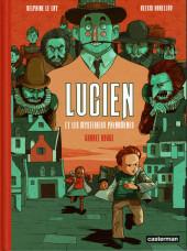 Lucien et les mystérieux phénomènes -2- Granit rouge
