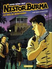Nestor Burma -13- Les Rats de Montsouris