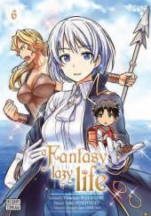 A Fantasy lazy life -6- Volume 6