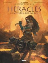Héraclès -3- L'apothéose du demi-dieu