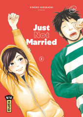 Just not married -3- Tome 3