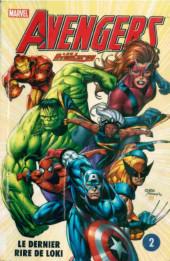 Avengers (Presses aventure) -2- Le dernier rire de Loki