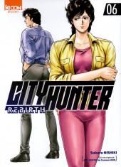 City Hunter - Rebirth -6- Tome 6