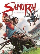 Samurai -14- L'épaule du maître