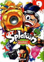 Splatoon -9- Tome 9