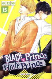 Black Prince & White Prince -15- Tome 15