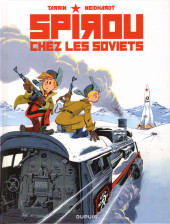 Spirou et Fantasio par... (Une aventure de) / Le Spirou de... -16- Spirou chez les soviets