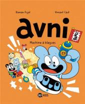 Avni -7- Machine à blagues
