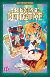 Princesse détective -9- Tome 9