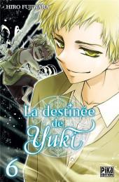 La destinée de Yuki -6- Tome 6