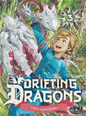 Drifting Dragons -3- Tome 3