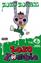 Zozo Zombie -4- Tome 4