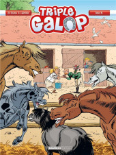 Triple galop -16- Tome 16