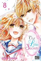 Our Little Secrets -8- Tome 8