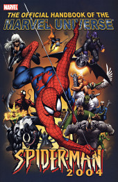 Official Handbook of the Marvel Universe Vol.4 (Marvel comics - 2004) -2- Spider-Man 2004