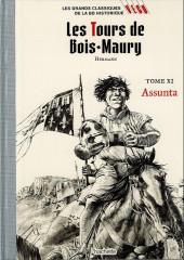 Les grands Classiques de la BD Historique Vécu - La Collection -19- Les tours de Bois-Maury - tome XI : Assunta