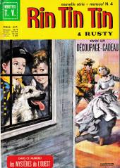 Rin Tin Tin & Rusty (2e série) -4- Le pont sur le Mississipi