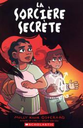 Garçon Sorcière (Le) (Scholastic)