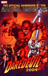 Official Handbook of the Marvel Universe Vol.4 (Marvel comics - 2004) -5- Daredevil 2004