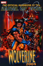 Official Handbook of the Marvel Universe Vol.4 (Marvel comics - 2004) -6- Wolverine 2004