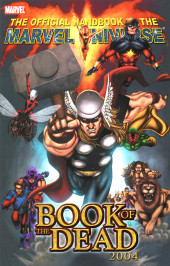 Official Handbook of the Marvel Universe Vol.4 (Marvel comics - 2004)